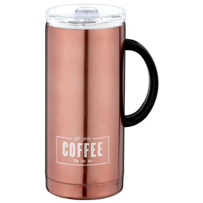 Mens Travel Mug - Coffee at B&M