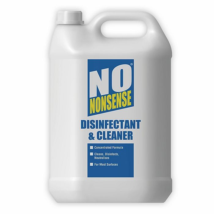 No Nonsense Disinfectant Concentrated Multi-Surface Disinfectant & Cleaner