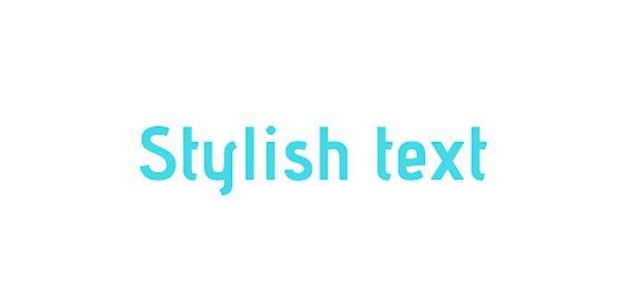 Stylish Text - Fonts, Symbols & Emojis