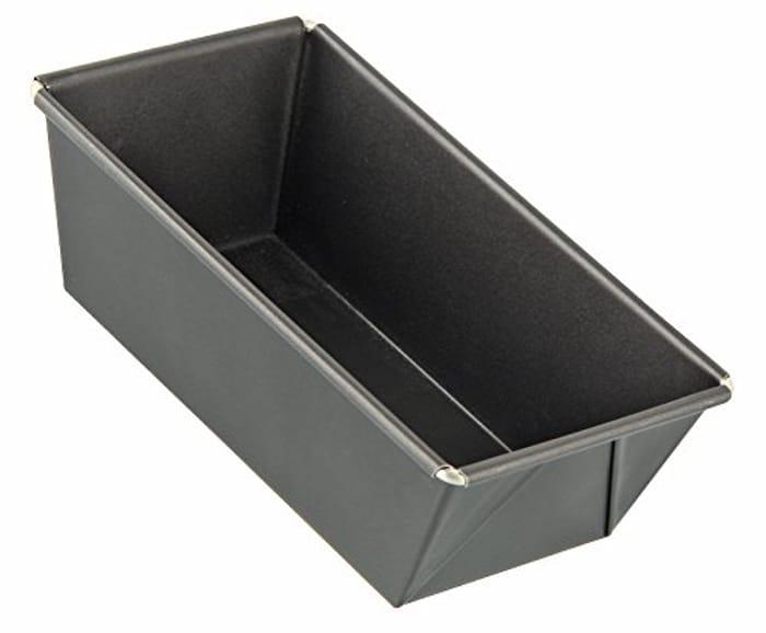 Zenker 7684.0 - Mold for Plumcake, Steel, 15 X 8.5 X 5 Cm, Black - Only £1.47!