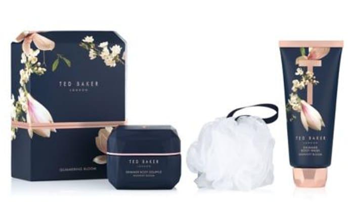 Ted Baker MIDNIGHT BLOOM Navy Gem Box Gift
