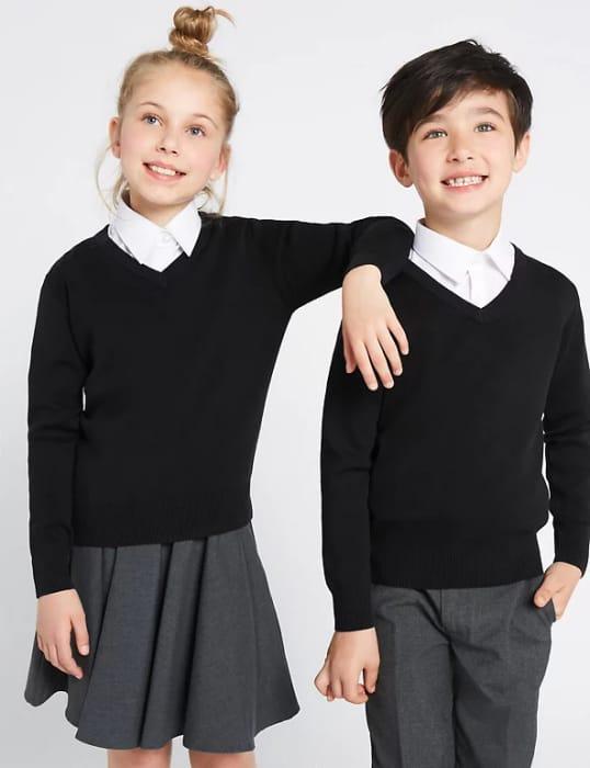 M&S - 20% Off School Uniforms Inc Multipacks + Free 3 Month Kids Pass WYS £20