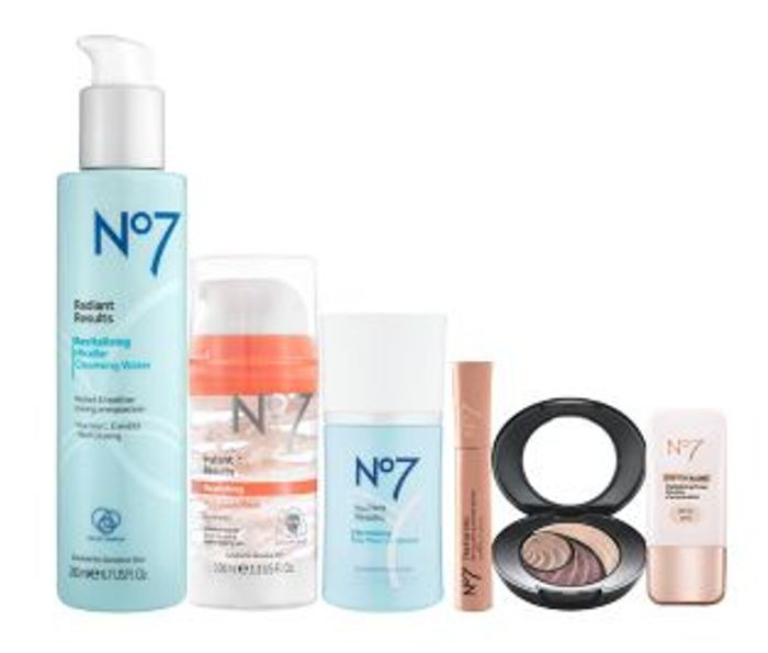 No7 Pick Me up Treat Bundle - Only £24.50 with Code (Worth £60.50)