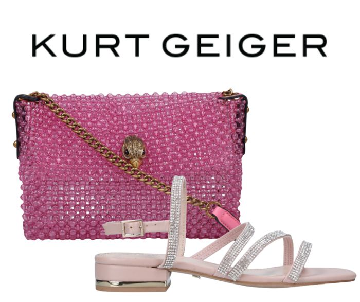 CHEAP! Kurt Geiger Summer Sale - Up To 70% Off Shoes & Handbags