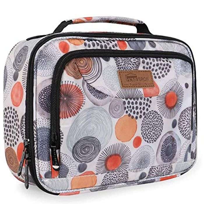 Newox-Homespon Insulated Lunch Bag for Kids and Adults - Only £3.99!