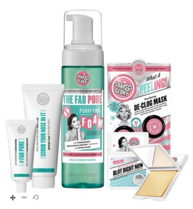 CHEAP! Soap & Glory Complexion Perfection Bundle worth £28 - Only £21.50