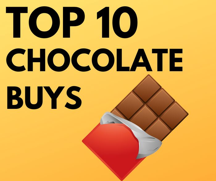 Top 10 Deals for World Chocolate Day - with Prime Delivery