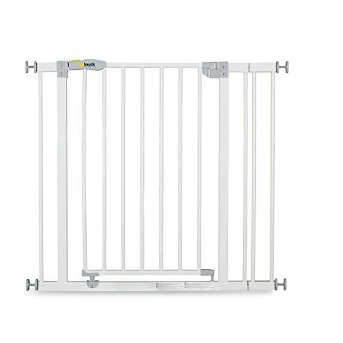 Safety Gate for Doors and Stairs