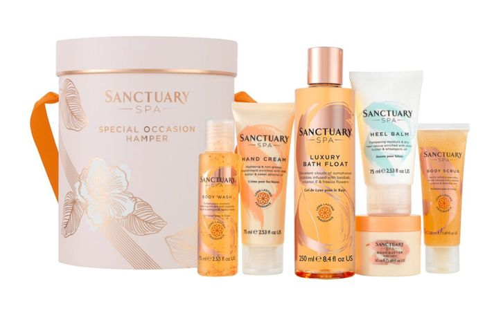 Sanctuary Spa Special Occasion Hamper Gift Set with Code £22.50