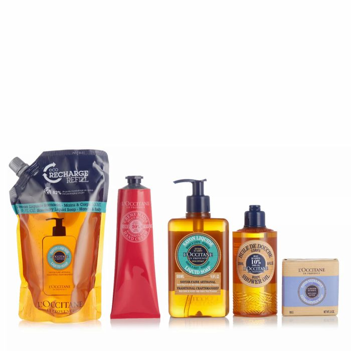 L'Occitane 5 Piece for the Love of Shea Collection (0)