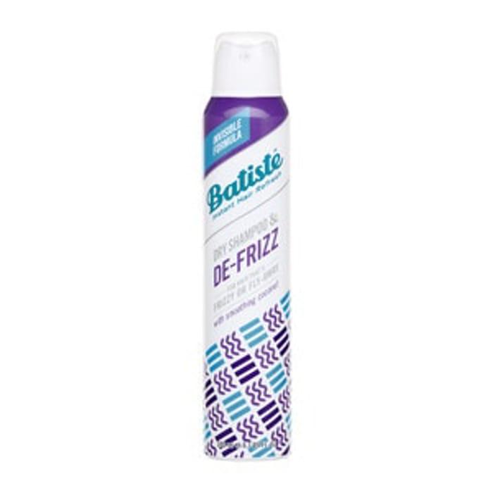Batiste Dry Shampoo & Damage Control 200ml
