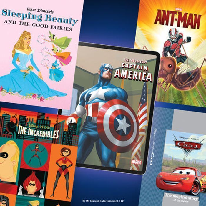 30 Days Free Access to over 1700 Books for Kids