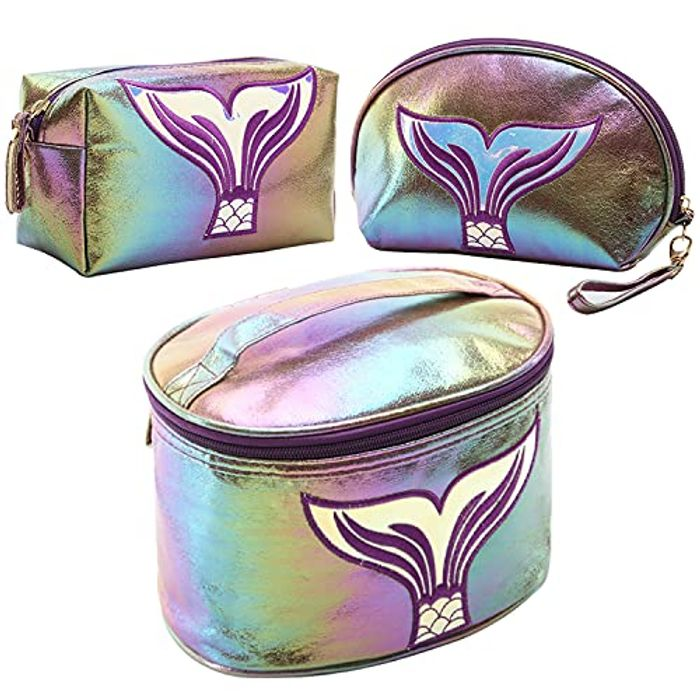Magcubic 3 Pack Cosmetic Make-up Bags