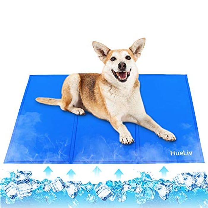 XL Waterproof Pet Dog Cooling Mat