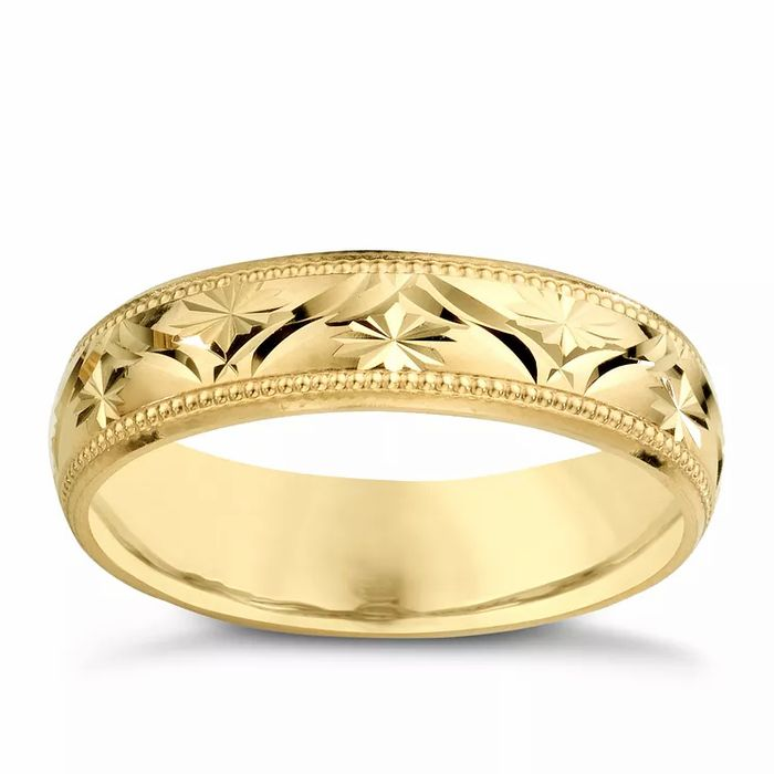 25% off Two Wedding Rings