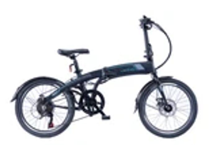 "Viking Gravity eBike 20"" Folding 24V 250W Electric Bike Black - B Grade"