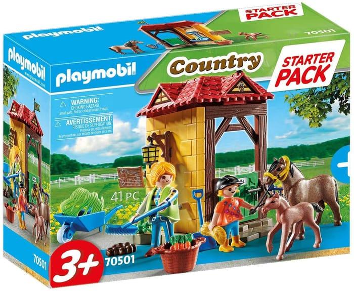 Playmobil - Horse Farm Starter Pack 70501
