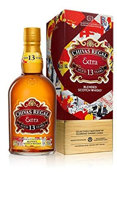 Chivas Regal Extra 13 Year Old Blended Scotch Whisky,