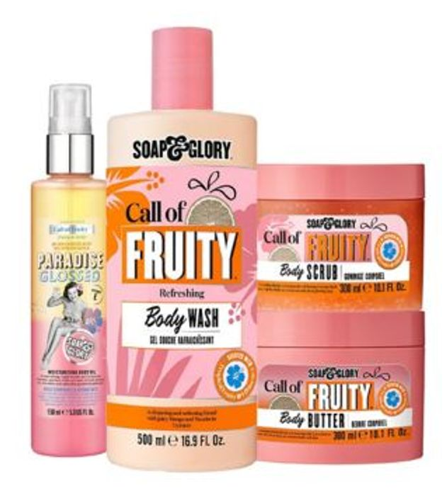 Soap & Glory Scent from Paradise Bundle - Only £18.50 with Code