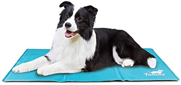 DEAL STACK - Toozey Non-Slip Pressure Activated Gel Pet Cooling Mat + 20% Coupon