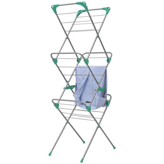 Addis 10m Slimline 3 Tier Airer - Clearance