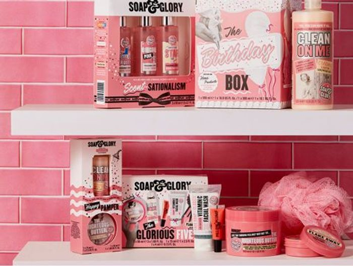 Boots Soap & Glory 15th Birthday Inc Stacks + £5 Points WYS £25 + Offers & Sale!