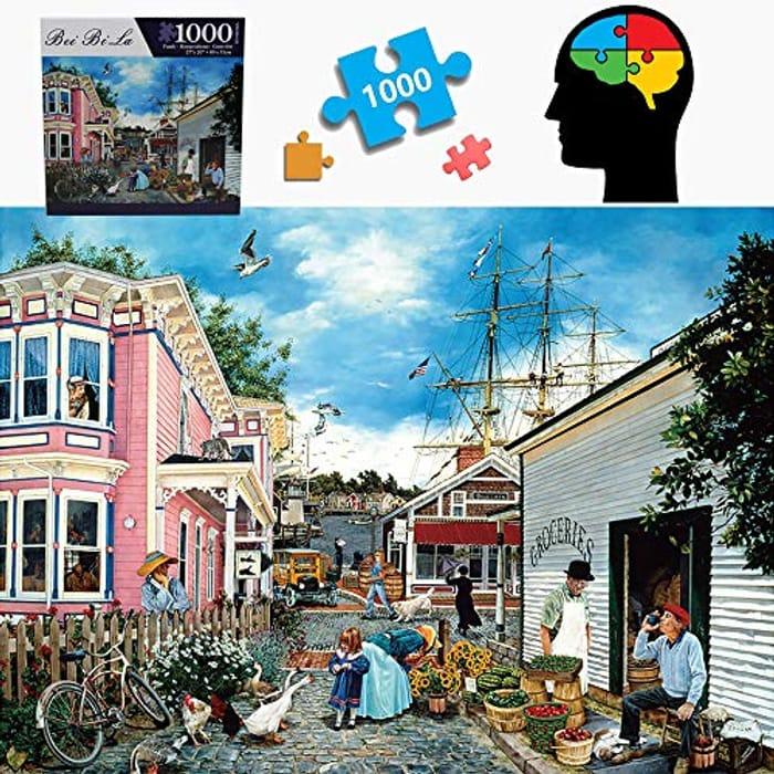 Atyun 1000pcs Jigsaw Puzzle