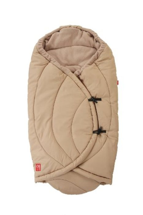 Kaiser Swaddle Blanket Coo Coon Beige (Sand)