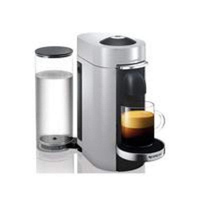 Magimix Nespresso Vertuo plus Coffee Machine- Silver