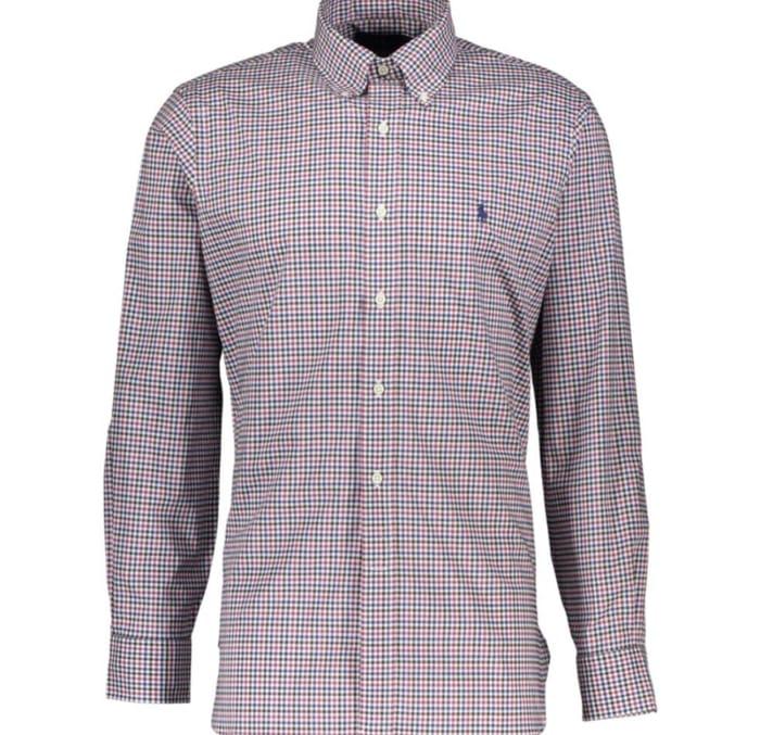 RALPH LAUREN Multicoloured Check Formal Patterned Shirt