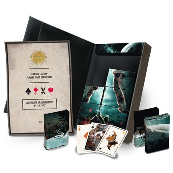 Harry Potter Limited Edition Playing Cards