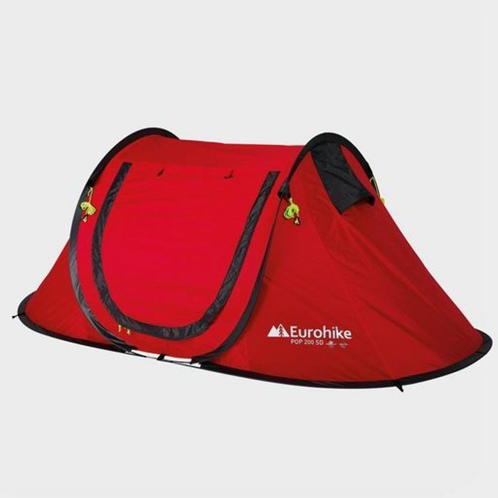 *HALF PRICE* Eurohike Quick Pitch 2 Person Tent