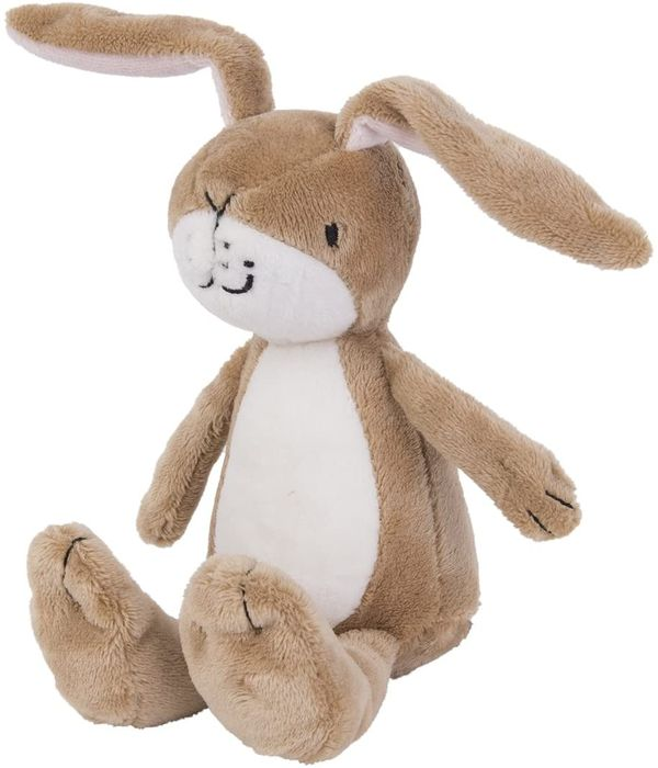 Rainbow Designs Guess How Much I Love You Nutbrown Hare Rattle
