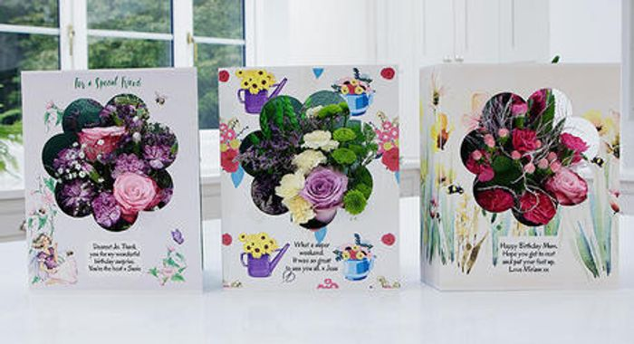 Today Only! 25% OFF Grande Flowercards.