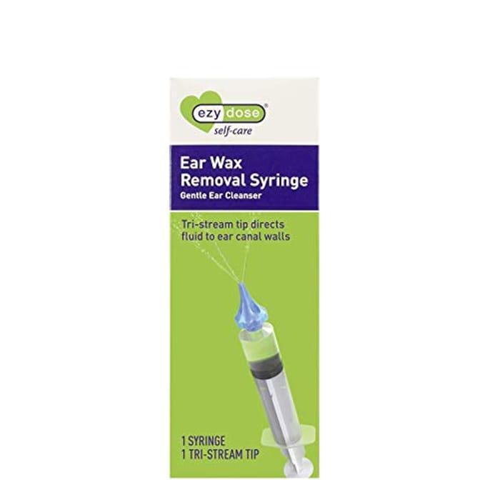 Ear Wax Removal Syringe