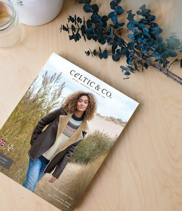 Request a Celtic & Co Catalogue