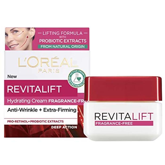 L'Oreal Paris Revitalift Fragrance Free