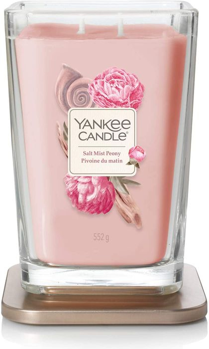 Yankee Candle Large 2-Wick Scented Candle - SALT MIST PEONY