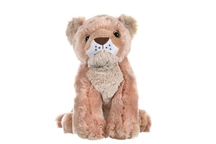 Wild Republic Lion Baby Soft Plush 30cm