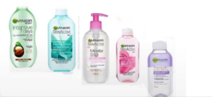 1/2 price selected Garnier Hand cream,Hand gel,Moisturiser, Etc Price from 62p