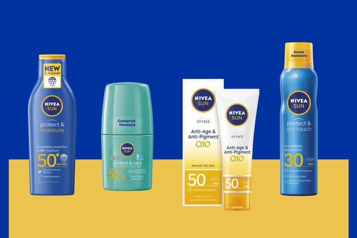 Free Sun Care Produts from Nivea