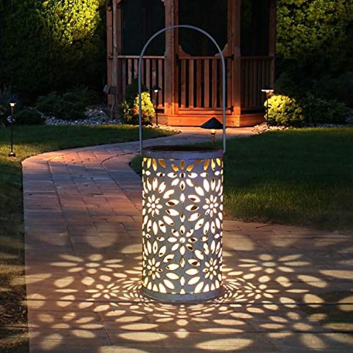 Solar Lantern Light Outdoor