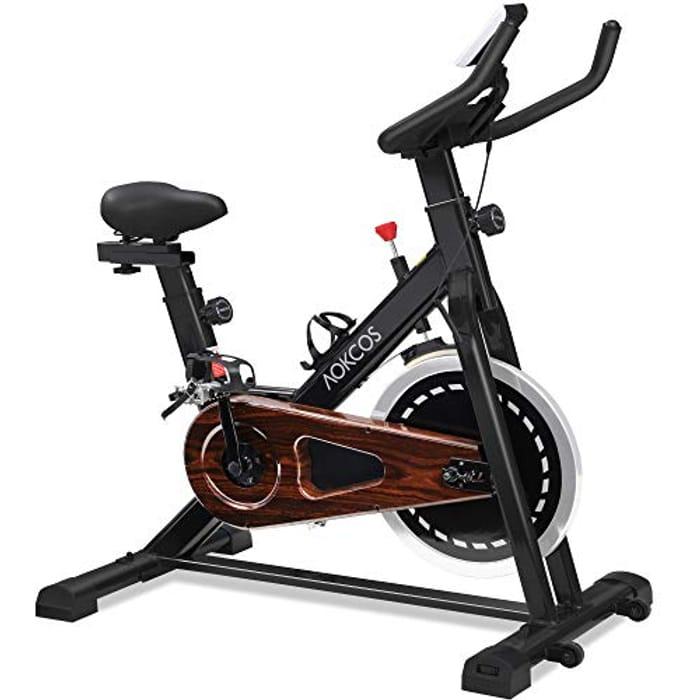 50% Voucher-Indoor Cycling Bicycle