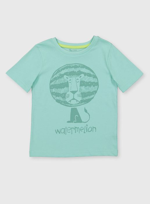 Aqua 'Watermelion' T-Shirt