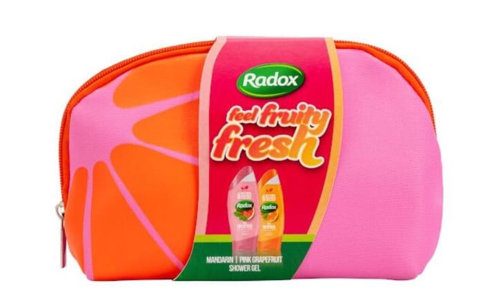 Radox Feel Fruity Fresh Gift Set £1.99v