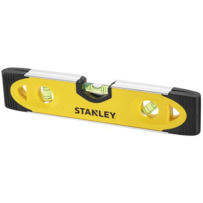 Stanley Shock Proof Torpedo Level - Only £6.99!