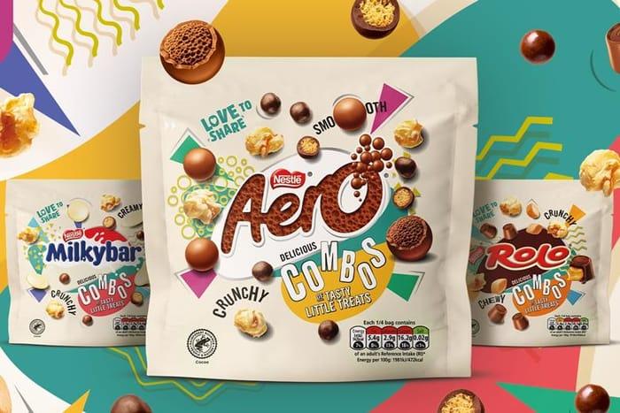 *NEW* Aero Combo/Rolo Combo/Milkybar Combo Only £2 Each