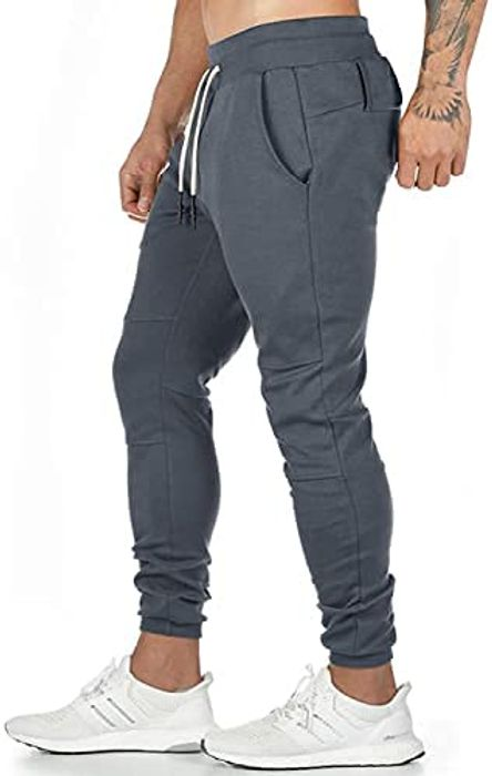 Yookeor Mens Tracksuit Bottoms Joggers - Only £5.99!