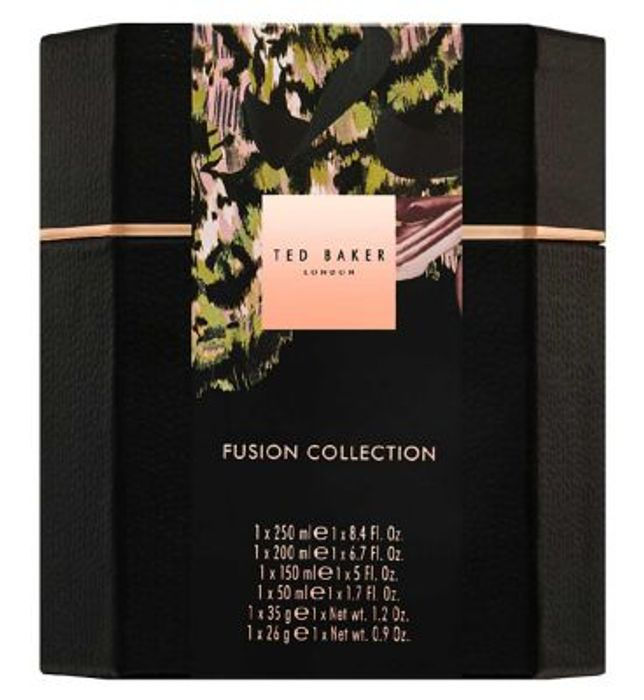 Ted Baker Fusion Collection £24 with Code MAQM25 Only £21.50