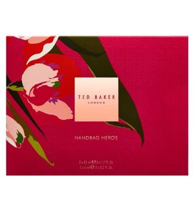 New: Ted Baker Handbag Heroes Gift Set Only£16